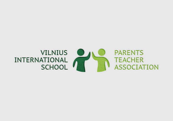Мы сделали логотип для Vilnius International School Parents-Teacher Acssociation.